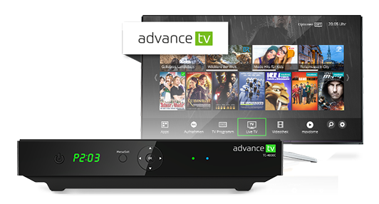 advanceTV Box